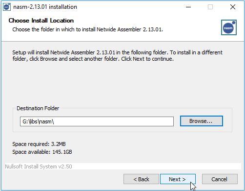 Come installare Netwide Assembler in Windows - Savipedia